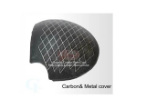 碳纖維+金屬網