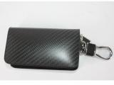 TPU Carbon Fiber key Wallet
